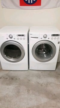 washer and dryer set North Las Vegas, 89084