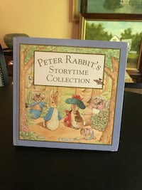 Beatrix Potter ~ Peter Rabbit's Storytime Collection Maple Grove