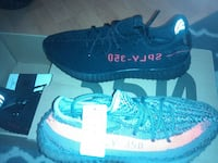 beluga and black and red adidas yeezy boost 350 v2 Vancouver, V6P 2Y6