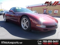 2003 Chevrolet Corvette Coupe Las Vegas