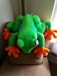 green and red dinosaur plush toys Toms River, 08755