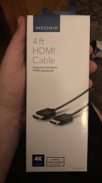 4ft hdmi cable still in box Springfield, 97477