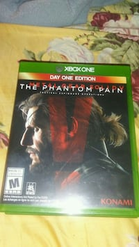 Metal Gear Solid (The Phantom Pain) For Xbox One 360 mi