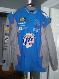 Chase Authentic Rusty Wallace Miller Lite Jacket  Tiverton, 02878