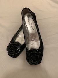 "Ron White ""All Day Heals"" Ballet flats, in black suede, size 37 Toronto, M5S 3M4"