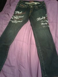 Baby Phat jeans size 5
