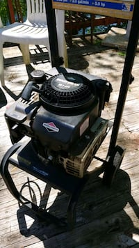 Great 5 HP B&S engine power washer