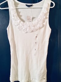 NEW Tommy Hilfiger white tank/M Hagerstown, 21740