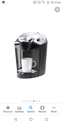Keurig K75 Platinum Single-Cup Home-Brewing System with Water Filter K