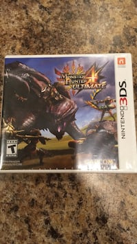 Monster Hunter 4 Ultimate Nintendo 3DS   Gilbert, 85297
