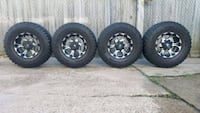 Ford Super Duty Tires & Wheels Baltimore