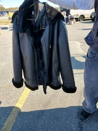 Winter Leather Coat (new) Suitland-Silver Hill, 20746