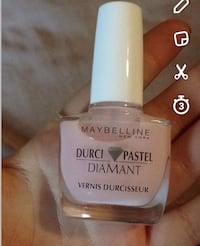 Maybelline durci pastel diamant vernis à ongles bouteille Valmondois, 95760