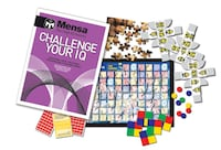 Challenge Your I.Q. - Games & Puzzles Calgary, T3E 2S9