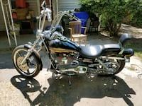 black and gray cruiser motorcycle Norman, 73072