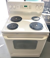 Ge electric stove 90 days warranty Windsor Mill, 21244