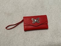 Red Butterfly Wallet Pickering, L1V