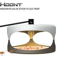 Hoont Indoor Plug-in Sticky Flea Trap Nampa, 83687