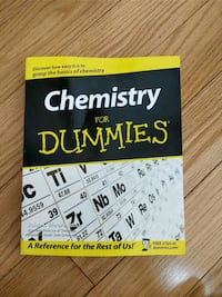 Chemistry for Dummies Mississauga, L4W 3P4
