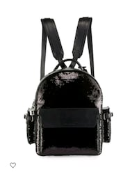 Buscemi PHD Sequined Backpack Brand New With Tags 539 km