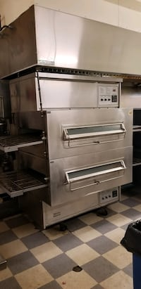 Middle by Marshall 360 double deck oven New Orleans, 70113