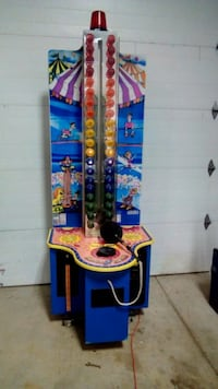 Circus Hi-Rise Ticket Redemption / Arcade Game - Works Great!!