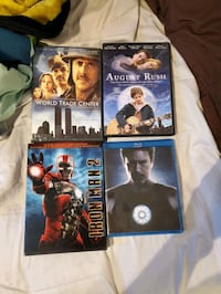Misc. DVD Collection Brampton, L6W 1V7