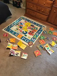 Sesame Street puzzle matching mat with books East Haven, 06512