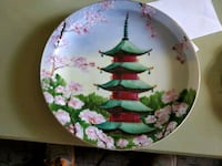 Beautiful Japanese hand-painted plate. Omaha, 68108