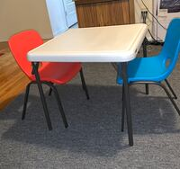 Kids table and chairs ser Bridgewater, 08807