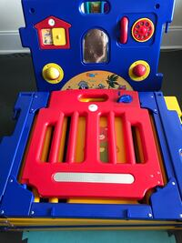 Baby Diego Playpen and Activity Center