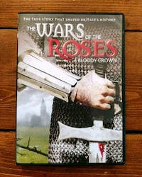 The Wars of the Roses DVD Doylestown, 18901