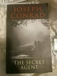 The Secret Agent by Joseph Conrad book