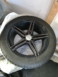 "16"" Winter Tires & Rims Michelin x-ice Vaughan, L4K 0A4"
