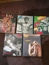 ABERCROMBIE & FITCH COLLECTOR CATALOGS Los Angeles, 90034
