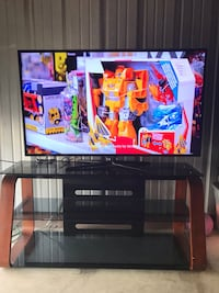 "55"" Samsung 1080p 3D Slim LED Smart HDTV & Stand San Antonio, 78238"