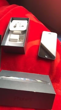 silver LG G3 with box Montgomery Village, 20886