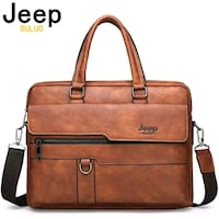 Brand new Jeep Leather Bag