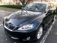 Lexus - IS 250 - 2009 16 mi