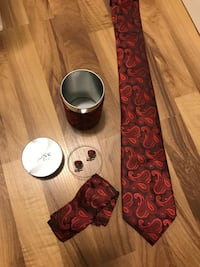 Brand new tie set Surrey, V3S 2T6
