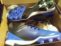 New Under Armour spikes Erie