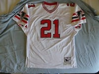 Rare Mitchell and Ness Authentic Throwback Deion S Burien, 98168