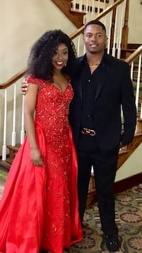 Red Homecoming/ Prom Dress Jackson, 39212