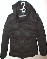 Adidas Winter Hooded Down Snow Jacket Size Medium 539 km