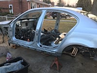 Bmw 2006 e60 m5 shell with clean title  Ashburn, 20148