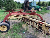 Hay rake 256 dolly wheel great condition field ready Martinsburg, 25403