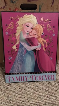 Disney Frozen wall art Bryan, 77807