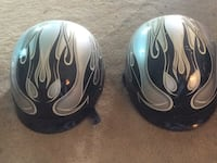 Matching  His and Hers DOT Helmets Martinsburg, 25405