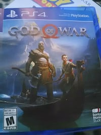 God of war ps4  Vancouver, V5P 2N9