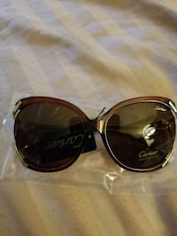 black framed Cartier sunglasses Providence, 02907